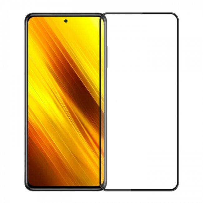 Стъклен Протектор за мобилен телефон Xiaomi Poco X3/X3 Pro стъклен протектор