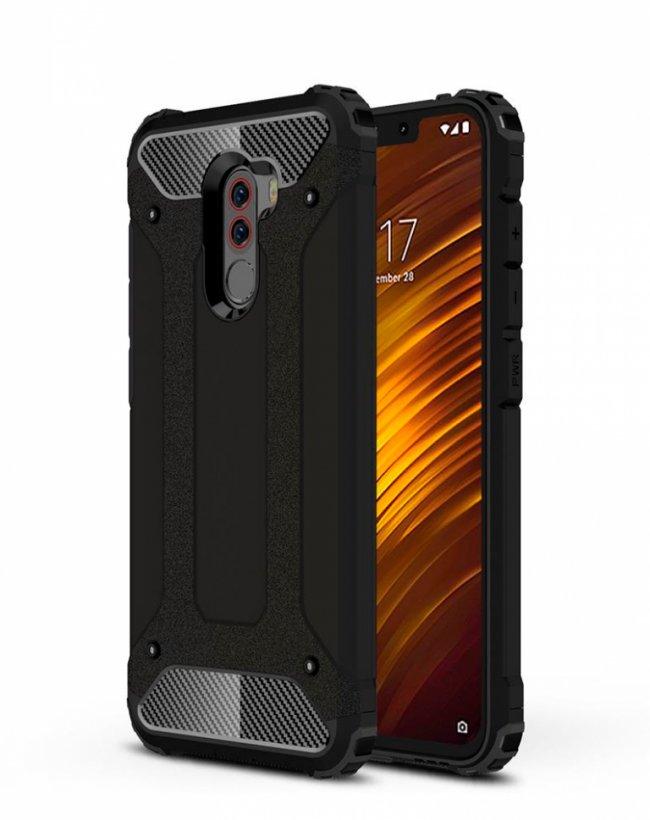 Калъф за Xiaomi Pocophone F1 армиран гръб
