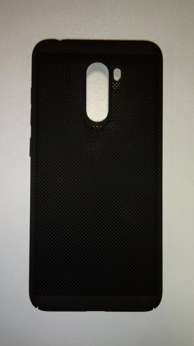 Калъф за Xiaomi Pocophone F1 перфориран калъф