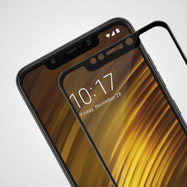 Стъклен Протектор за мобилен телефон Xiaomi Pocophone F1 Стъклен Протектор