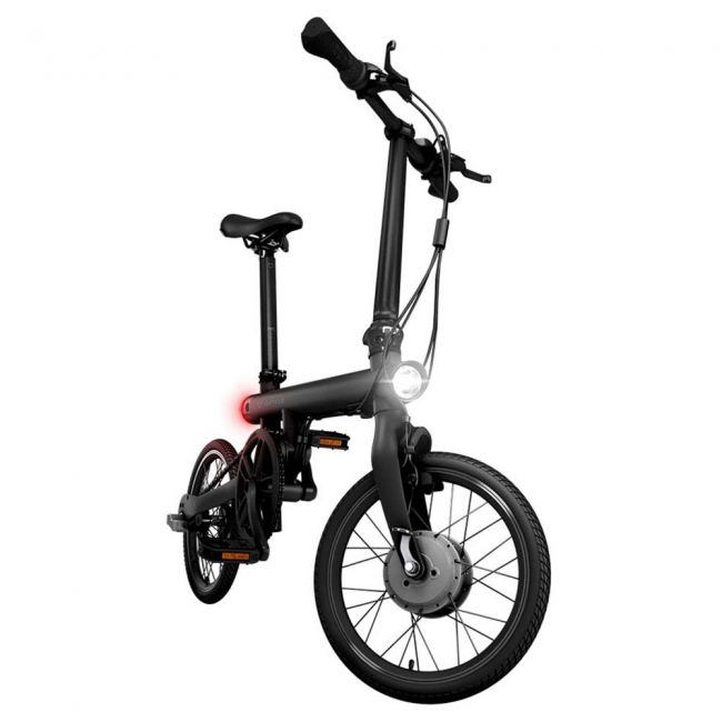 Цена Xiaomi QiCYCLE Folding Electric Bike