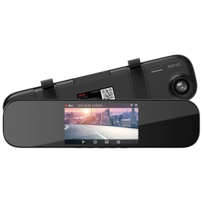 Видеорегистратор Xiaomi Rearview Mirror 70mai D04 Mirror Dash Cam