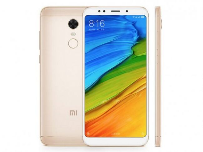 XIAOMI Redmi 5 Plus + Dual