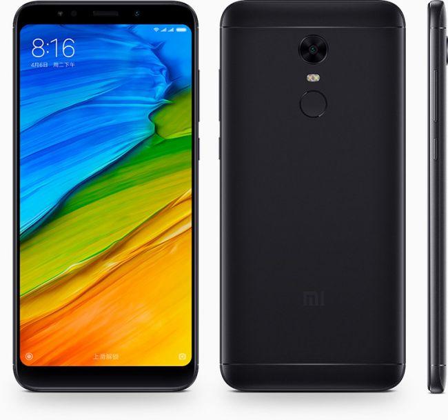 Xiaomi Redmi 5 Plus + Dual SIM