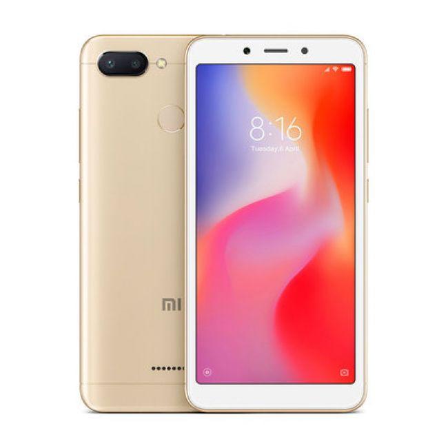 Смартфон Xiaomi Redmi 6 Dual SIM