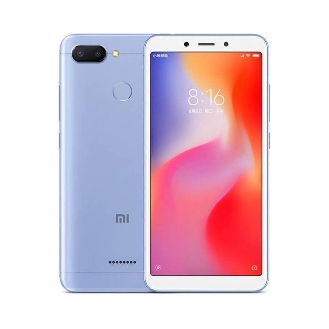 Цена Xiaomi Redmi 6 Dual SIM