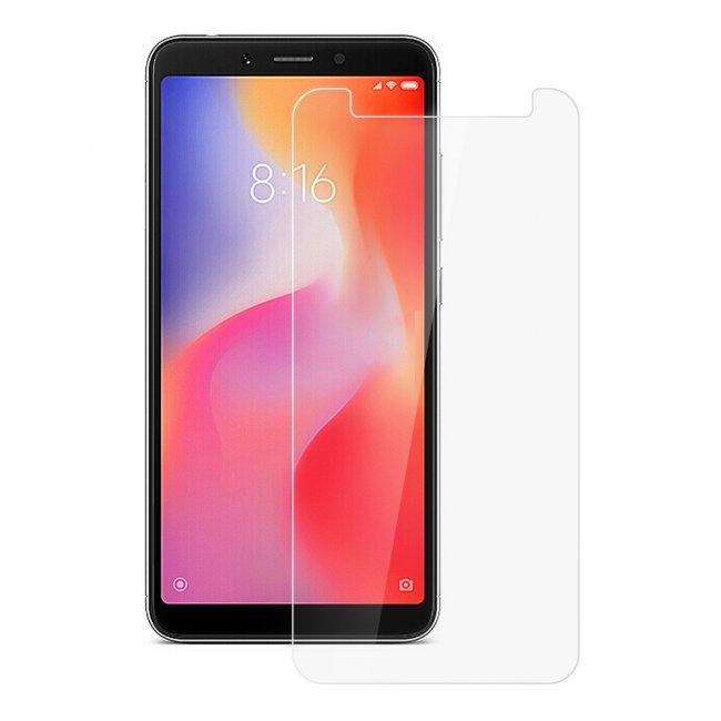 Стъклен Протектор за мобилен телефон Xiaomi Redmi 6 Tempered Glass Protector