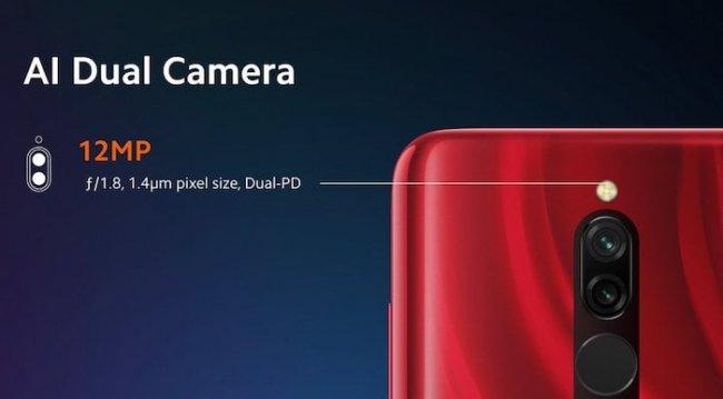 Снимка на Xiaomi Redmi 8 DUAL