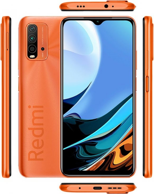 Смартфон Xiaomi Redmi 9T DUAL