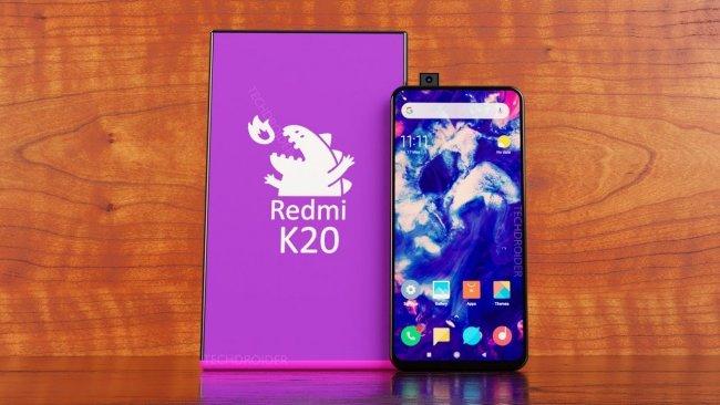 Цена Xiaomi Redmi K20