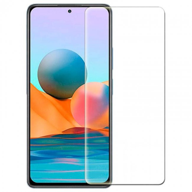Стъклен Протектор за мобилен телефон Xiaomi Redmi Note 10 Tempered Glass 9H