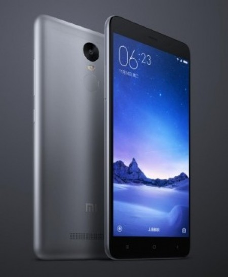 Цена XIAOMI Redmi Note 3 Mediatek Dual SIM