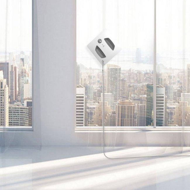 Xiaomi Робот за почистване на прозорци Hutt W66 Smart Window Cleaner Robot Снимка