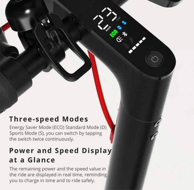 Xiaomi Скутер Mi Electric Scooter M365 Pro Снимки