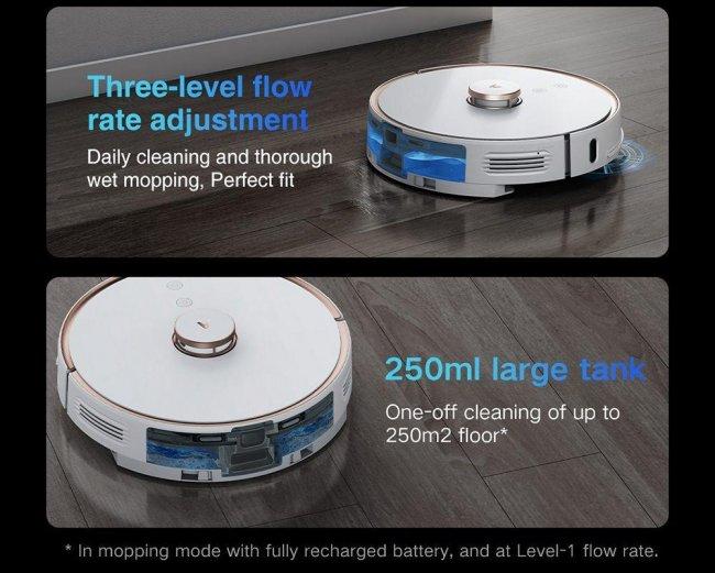 Снимка на Xiaomi Viomi S9 Robot Vacuum Cleaner