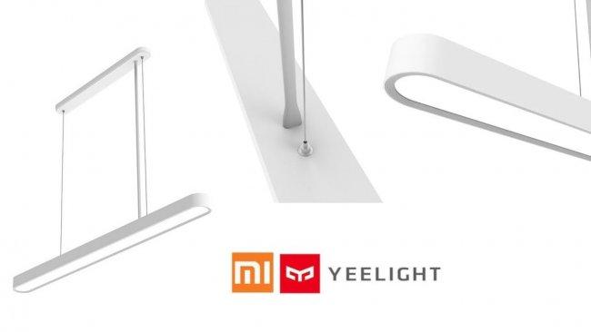 Цена на Xiaomi Yeelight Crystal Pendant Light- Chrome