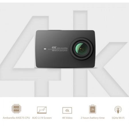 Камера за Екстремни Спортове XIAOMI YI 4K Action Camera 2 (YAS.1616.INT)