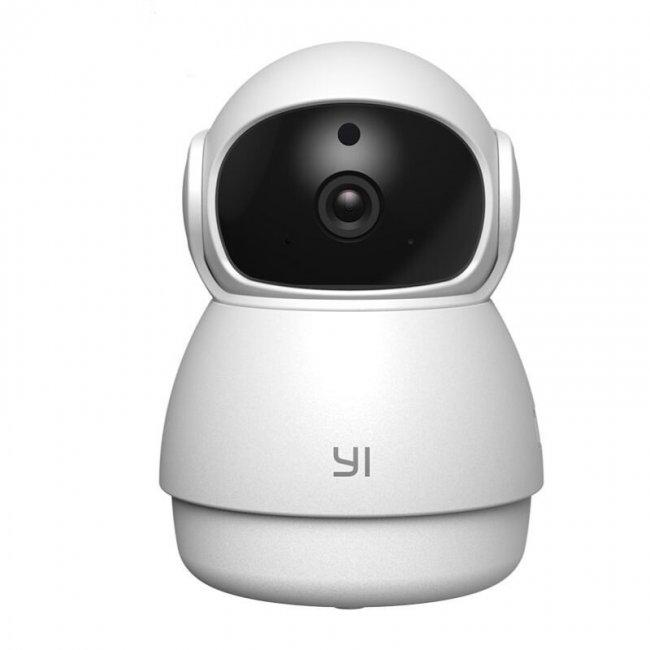 Видеонаблюдение Xiaomi YI Dome Guard 1080p WiFi IP Камера 360°