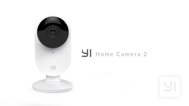 Видеонаблюдение Xiaomi YI Home Camera 2 Wi-Fi 1080p HD