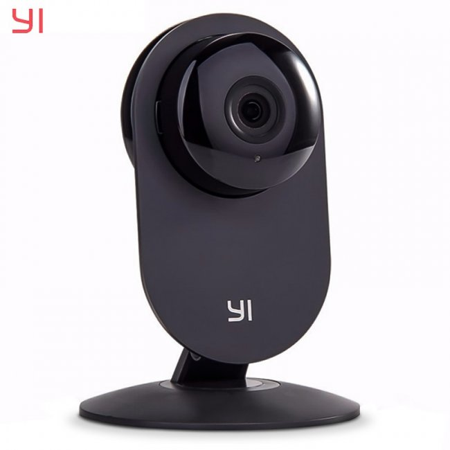 Видеонаблюдение Xiaomi YI Home Camera Wi-Fi 720p HD