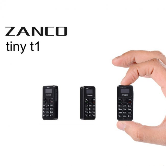 Смартфон ZANCO Tiny T1
