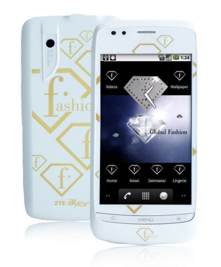 GSM ZTE Blade Fashion TV